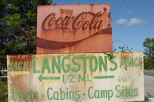 Jack Langston's Fish Camp and Boat Ramp