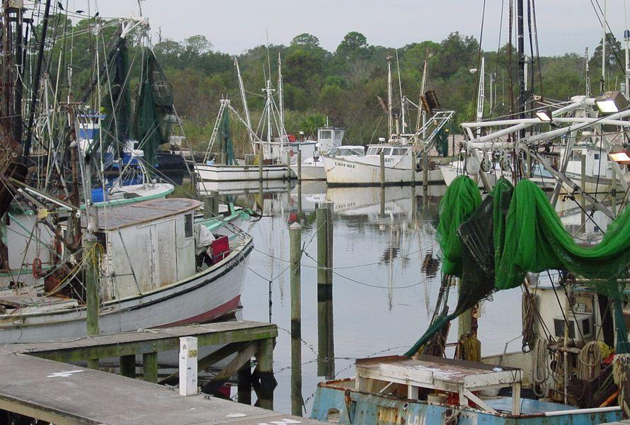 Apalachicola Docks